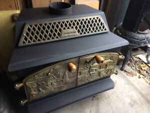 Large and Small Wood Stoves Woodstoves H