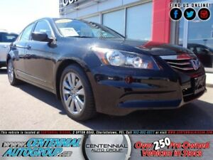 Honda Accord Sedan EX-L | Leather | Moonroof | Bluetooth | Sat.