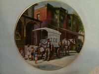 2 Collector Plates Ice or Milk