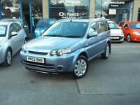 2003 03 HONDA HRV 4X4 1.6 5DR FSH AIR CON ALLOYS