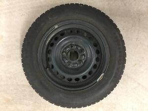 4 rims and winter tires, Honda Civic 2015