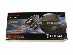 "Focal Auditor R-165C - 2-Way Coaxial - 6.5"" - 120 Max Power"