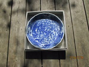 Japanese Plate in Box EXCELLENT Condtition