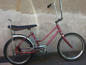 Vintage 70's CCM Mustang Banana Seat Bike