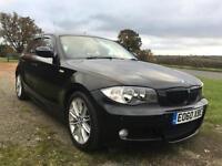 2010 BMW 1 Series 2.0 118d M Sport Hatchback 5dr Diesel Manual (119 g/km,