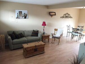 2 bdrm. in North End by Knox Mtn.
