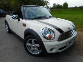 2009 Mini Convertible 1.6 Cooper 2dr Low Mileage! 1 Owner! 2 door Convertible