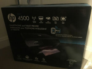 HP Envy 4500 Wireless All-in-One Colour Photo Printer