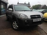 2006 (06) Hyundai Tucson 2.0CRTD CDX (Finance Available)