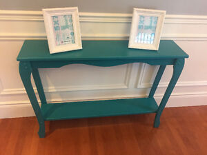 Refinished Sofa Table