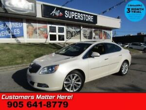 2012 Buick Verano Leather Package  NAV LEATHER ROOF HS PWR-SEAT