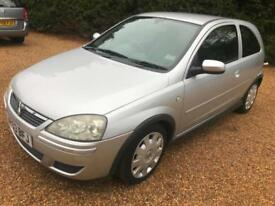 2003 Vauxhall/Opel Mot 04/2018 5 service stamps last service 52.480