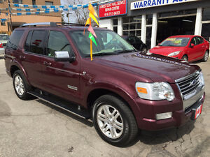 2007 Ford Explorer LIMITED ADVANCE TRAC RSC...7 SEATS..LOADED