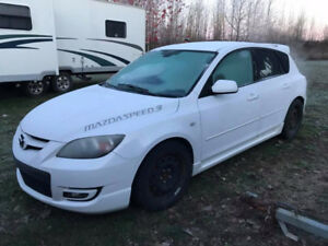 2008 Mazda MAZDASPEED3 GT Berline