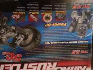 Nitro rustler/waterproof/annaconda street tires Windsor Region Ontario image 4