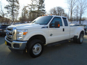 2013 Ford F-350 XLT  EXT-CAB 4X4 DUALLY DIESEL