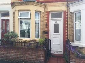 Briarwood Rd.L176DH Nr.Sefton Pk and Lark Ln. REDUCED! Smart 2 Bed Terrace House Full Gch and DG