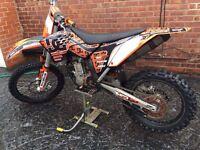 Ktm sxf 250 2010 not crf kxf yzf rmz