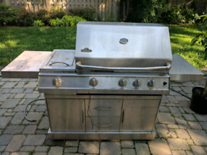 NAPOLEON BBQ very high quality, stainless steel