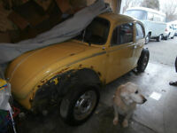 1974 sunbug deluxe super beetle for sale