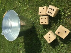 OUTDOOR YAHTZEE