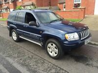 2005 Jeep Grand Cherokee crd limited automatic 4x4