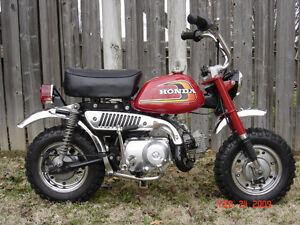 Honda Z50 Any year
