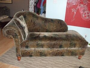 339.90 cash only, right armed chaise