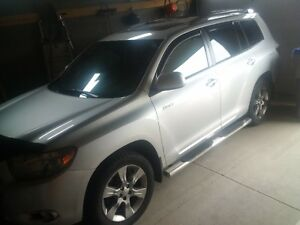2008 Toyota Highlander sport SUV, Crossover   - coming soon