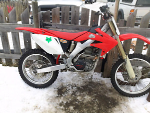 Looking to sell or trade my crf 250r