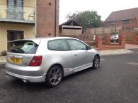 Honda Civic Type R Ep3 HPI CLEAR Immaculate Low Mileage 69K