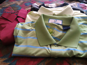 Mens collared shirts size M-L