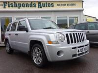 2008 Jeep Patriot 2.0 CRD Sport Station Wagon 4x4 5dr