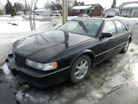 1996 CADILLAC STS SEVILLE TOURING PARTING OUT EVERYTHING WORKS