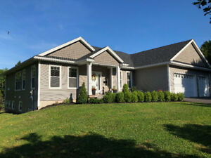 3 Year Old Custom Built Five Bedroom House In Kennebecasis Park