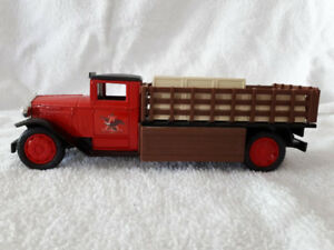 (12) 1930 Anheuser-Busch Die Cast Bank...Father's Day Gift Idea!