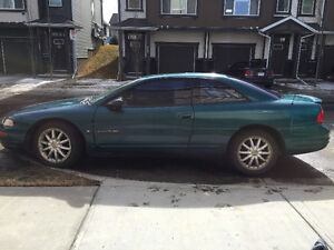 1998 Chrysler Sebring XLT Coupe (2 door)