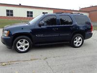 2007 Chevrolet Tahoe LTZ 4X4 Loaded  $15000 Cert/E-Test