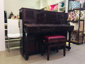 Pre-owned Pearl River Piano ON SALE