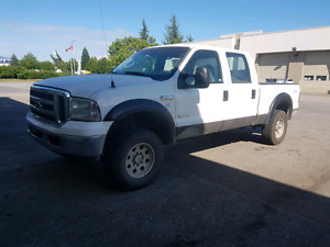 2005 Ford F350 6.0, 6 speed manual