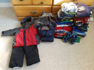 Boys clothes mostly 3t