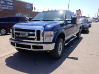 FORD F 250 2008 XLT  AUTOMATIQUE 4*4 DIESEL