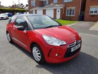 2010 Citroen DS3 1.4VTi ( 95bhp ) DESign ONLY 60K MILES FULL CITROEN SERVICE