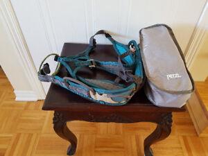 Alpinisme - Harnais Petzl pour femme