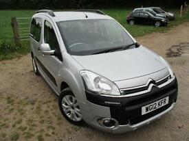 2012 CITROEN BERLINGO MULTISPACE HDI XTR WHEELCHAIR ACCESS VEHICLE MPV (MULTI-PU