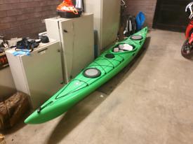 "Sea kayak ""quick sale"""