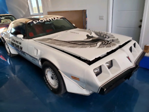 1981 transam pace car edition 1 of 2000