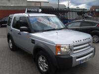 Land Rover Discovery 3 2.7TD V6 ( 5st ) 2006 * CHEAP TAX *