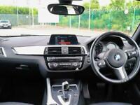 2017 BMW 1 Series BMW 1 118i 1.5 M Sport Shadow Edition 5dr Auto Nav Leather Hat