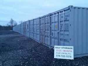 Contractor Storage - Storage - Commercial Warehouse